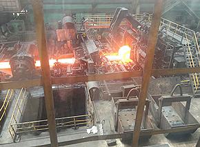 热轧板生产车间