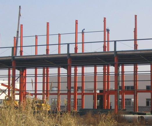 钢结构厂房应用案例