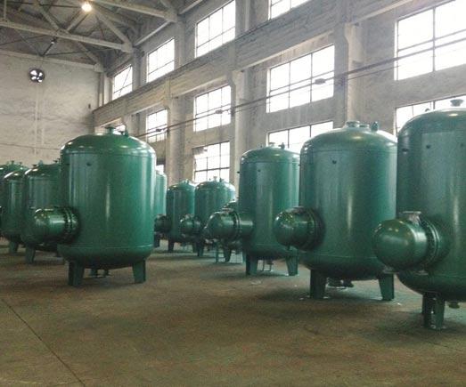 锅炉容器应用案例