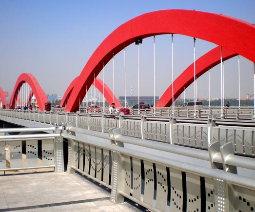 高架桥梁应用案例
