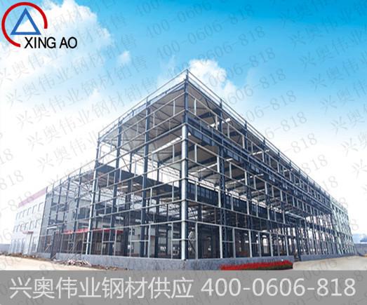 钢结构建筑应用案例